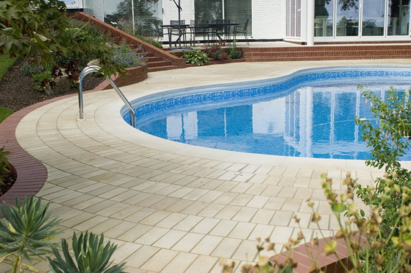 Pool Surrounds Paving For Africa